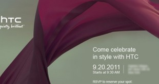 HTC Event 20. September
