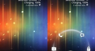 MagicLocker Android 4.0 Lockscreen