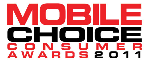 Mobile Choice Consumer Awards 2011
