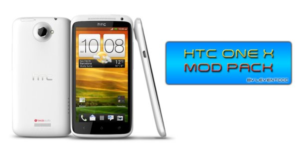 HTC-One-X-Mod-Pack