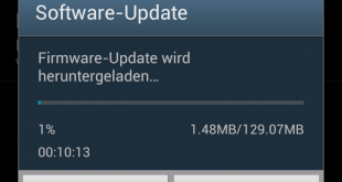 Android 4.1.2 Update