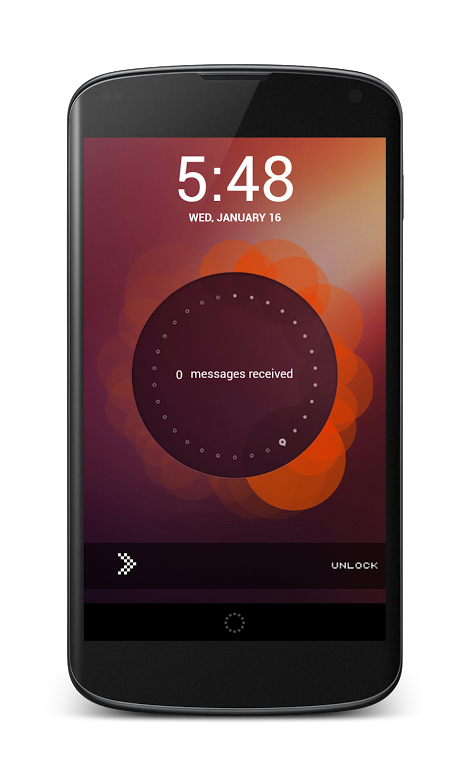 Ubuntu Android Theme