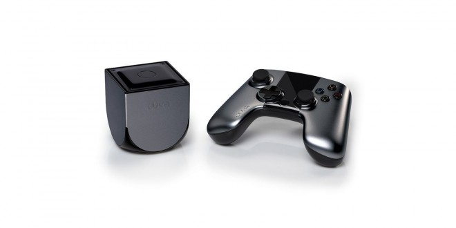 OUYA Spielekonsole Android