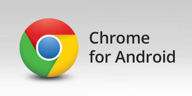 Google Chrome für Android