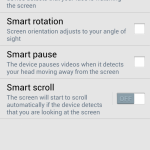 Samsung GALAXY S4 Smart-Features