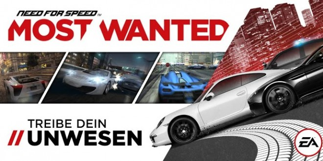 Need For Speed Most Wanted für Android