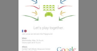 Google I/O 2013 - Let's play together
