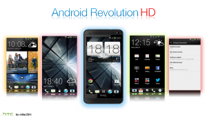 HTC One Android Revolution HD