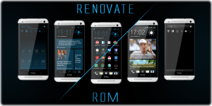 HTC One RENOVATE