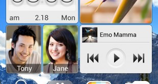 HUAWEI Ascend P1 Emotion UI