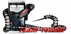 HTC One Team Venom ViperOne ROM