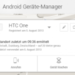 Android Geraetemanager Web