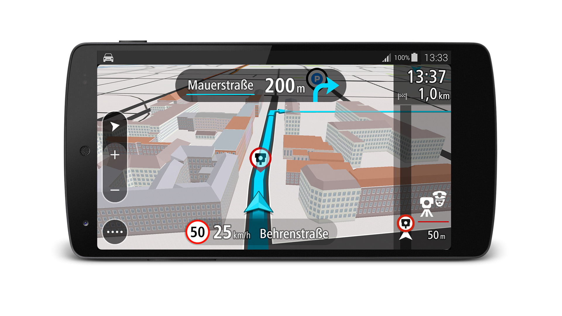 TomTom GO Mobile: Neue Navigations-App für Android im Play ...