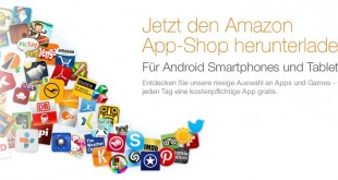 Amazon App Shop Deutschland
