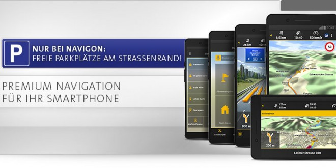 Navigon Europe Android